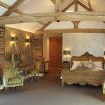 The Hayloft Honeymoon Suite