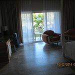 ground floor gardenview room