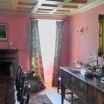 Dining Room, Ardlussa House, Isle of Jura