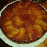 torta di mele della casa
