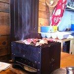 BBQ de table