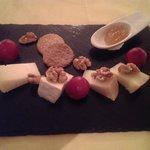 Cheese board - half-board