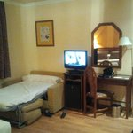 Habitación, cama supletoria