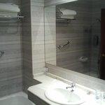 Cuarto de baño, detalle lavabo