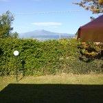 vue de notre chambre (Etna)