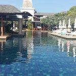 Den underbara poolen :-)