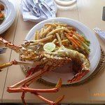 lobster at Coco's Place