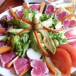 fantastico sashimi di tonno