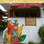 Calaloo Grill, from the street