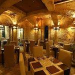 Интерьер ресторана Noyan Tun