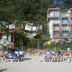 Отель Новотель на пляже Камала