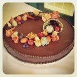 Gâteau de notre pâtissière