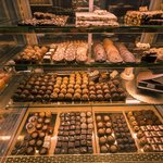 Hand made chocolate from Tiziano
