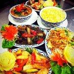 Set meal at Lemongrass