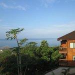 View from the lanai at Ka'aha'aina Cafe