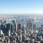 View from the top of the world (Empire State)