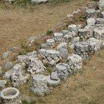 Kos castle ruins