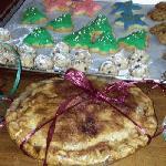 Charlene's Homemade Apple Pie - Christmas 2013