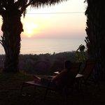 Happy Hour Sunset