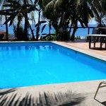 Pool at Brisas