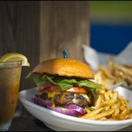 Delicious Burgers.. try them with Parmesan Garlic Fries