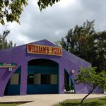 "William's Pizza at Luquillo Beach ""La Monserrate"""