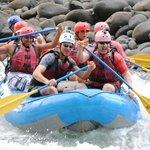 Aqua Bravas Rafting tour