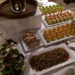Thursday is buffet night! What an amazing place, full of wonderful flavors! A must in your food