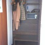 Открытые полки вместо шкафа
