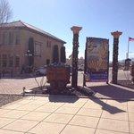 Copper Art Museum Entrance