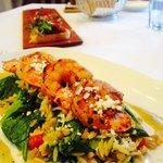 BRIO's Shrimp Mediterannean