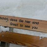Zermatt et son accueil !