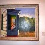 """Картина Эдварда Хоппера """"Летний вечер"""""""