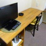 机は使いやすい