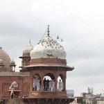 Jama Masjid on Friday