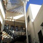 parte centrale Hotel- Patio
