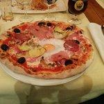 """Pizza """"Da Pepe"""""""