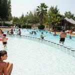 Camping Les Sablines, Vendres Plage, Homair Vacances