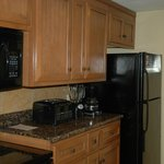 Kitchen in our unit C222
