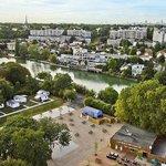 Camping Paris-Est , Champigny-sur-Marne, Homair Vacances