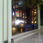 vista del restaurant avenue