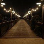 Bridge to the Casitas