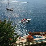 Hiring your own boat for the day is easy at this hotel