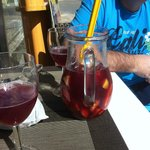 very expensive sangria