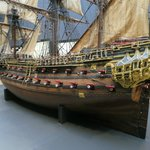 Model Ship.