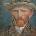Self Portrait by Vincent
