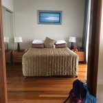Room 1 ( we had three bedroom and master way bigger then this )