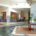 Hall d'accueil et réception