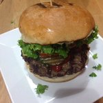 Build Your Own Beef Burger