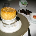Wonderful dessert, Hazelnut Souffle!